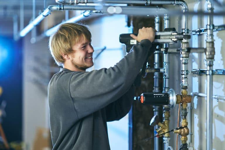 Autoriseret VVS-installatør for både private og erhverv med base på Fyn